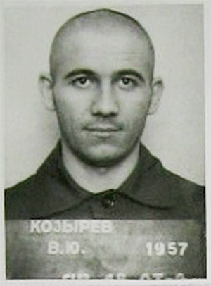История вора в законе Витали Козырева