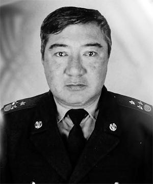 Начальник СИЗО, полковник Иманкул Тельтаев