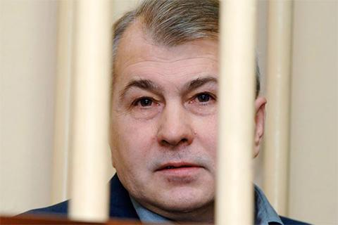 В 2014 году экс-генерал Ганеев вышел на свободу