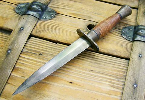 Ножи Fairbairn sykes, которыми киллеры убивали свои жертвы