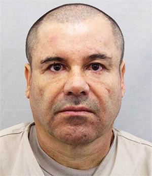 Одна из последних фотографий Хоакина Гусмана, сделанная в мексиканской тюрьме