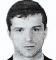 Один из лидеров банды Роман Полонский