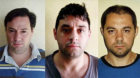 Беглецы, пожизненно осужденные в Аргентине