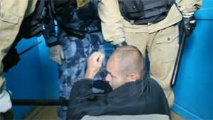 В Калмыкии вновь издеваются над заключенными видео - фото