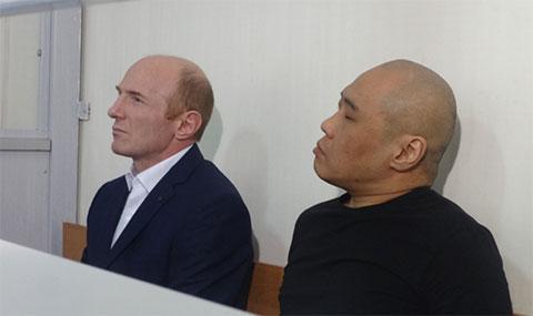 Вор в законе Бондо Стуруа и авторитет Андрей Ли фото