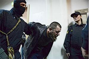 Предполагаемый киллер Бориса Немцова - Заур Дадаев фото