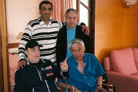 Дед Хасан и Хусейн Ташкентский фото