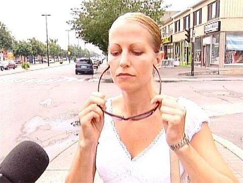 Карла Хомолка после освобождения в 2005 году фото