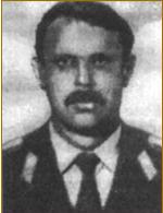 Милиционер Фарафонтов, убитый бандитами