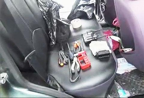 В Люберцах задержаны угонщики автомобилей