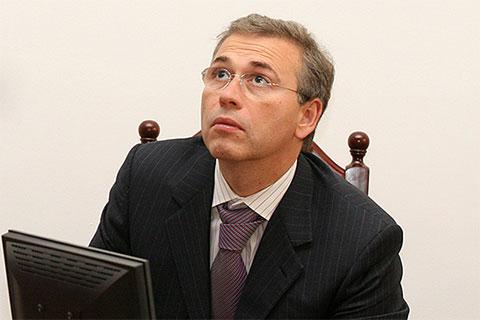 Экс-министр финансов Подмосковья Алексей Кузнецов фото