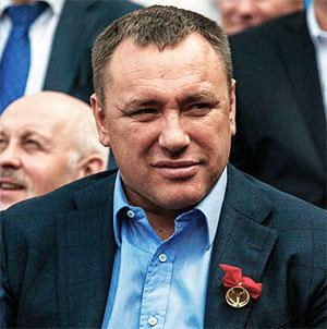 «Решальщик» Эдуард Левченко отправился в СИЗО
