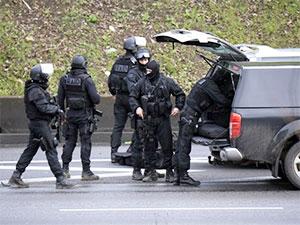 Во Франции задержали группировку воров в законе