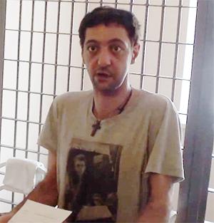 Вор в законе Джемо задержан в Кемерово по линии интерпола