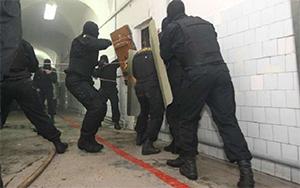 В Кировоградской колонии вор в законе устроил бунт