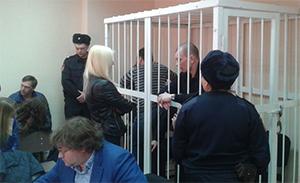 В Новосибирске посадили вора в законе Антипа