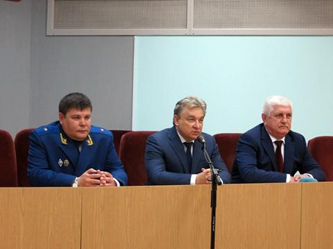 Пономарев и Кондратьев