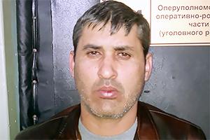 Главарь банды Азад Мамедов фото