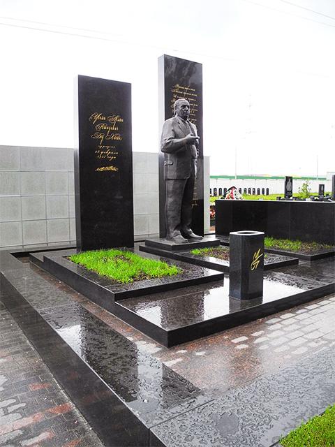 Могила Деда Хасана