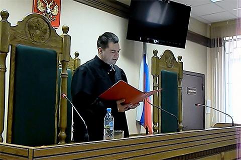 Суд над бандой Мамедова