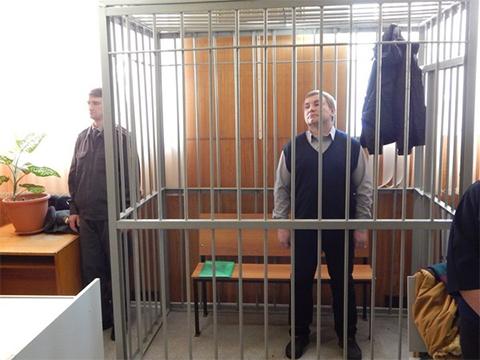 Андрей Зуев в суде