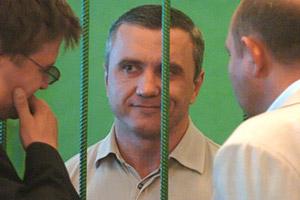 Олег Маковоз на суде