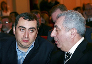 Отец и сын Солодкины, участники банды Трунова