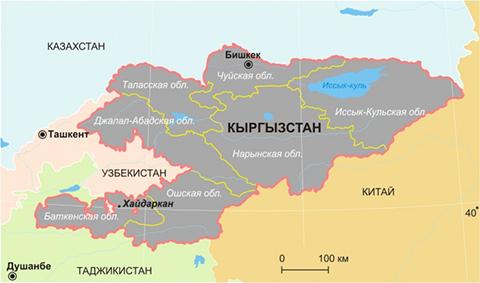 """""""Джебхат"""" угрожает Киргизии"""