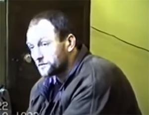 Криминальный авторитет Александр Малышев (1992 год)
