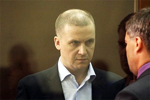 Лидер банды Алексей Пеунков