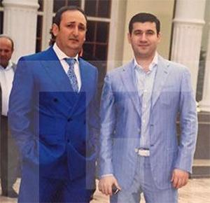 Роман Манаширов (слева) и Руслан Шумшумов
