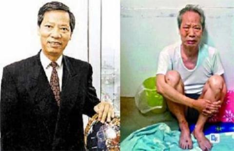 Вонг Юк-Кван до и после похищения