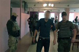 На поминках по Лехе Краснодонскому задержали авторитетов