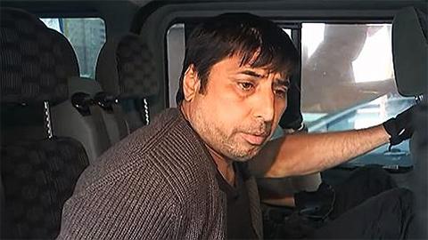 Задержание Батыра Бекмурадова