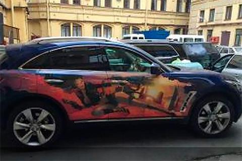 Машины, которые бандиты дарили своим подругам