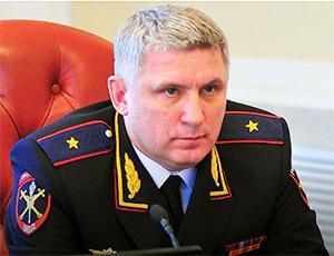 Экс генерал-майор полиции Александр Никитин