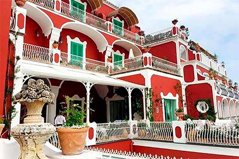 Отель Le Sirenuse