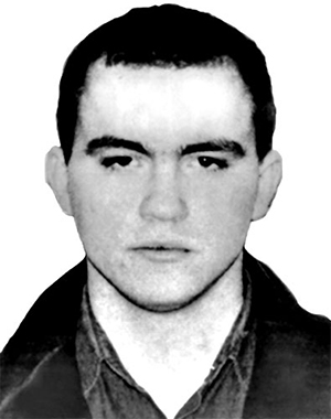 Андрей Леухин в молодости