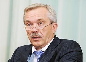 Евгений Савченко - губернатор белгородской области