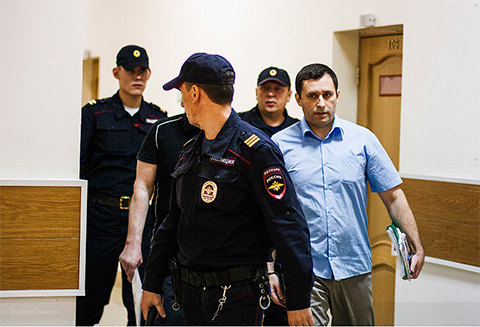 Юрий Шкретов
