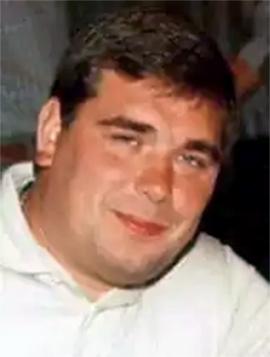 Алексей Лебедев, один из авторитетов Осиновской ОПГ