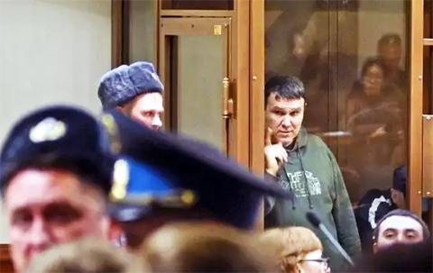 Вячеслав Дроков - член банды Андрея Хлоева (Беспризорник)