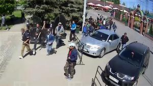 Таджикская мафия