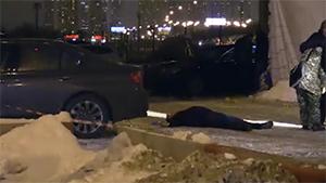 Убийство Игоря Меклера