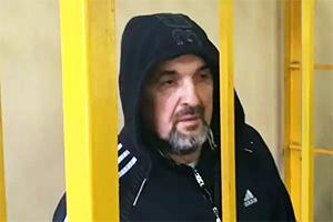 Вадим Великодный в суде 16 апреля 2016 года