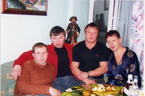 Осиновская ОПГ