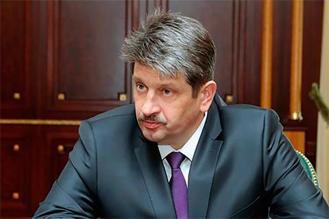 Начальник Управления ФСБ по Челябинской области Игорь Ахримеев
