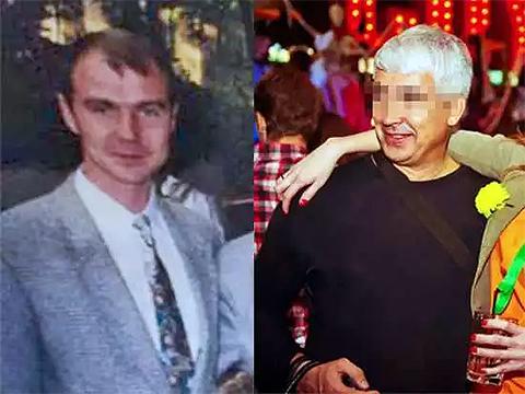 Слева: Юрий Андреев - Кент, Ильдар Бурганов