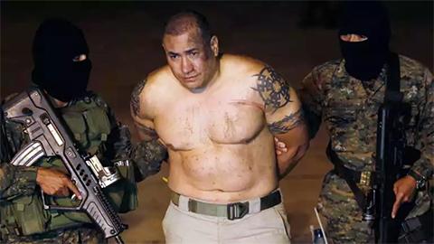 Боевик Лос Зетас, обеспечивал прикрытие наркотрафика