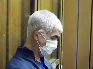 Криминальный авторитет Ильдар Бурганов - Бурган